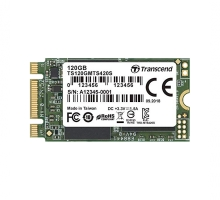 Ổ cứng SSD 120GB Transcend M.2 2242 SATA III  MTS420S 3D-NAND TS120GMTS420S