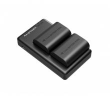 2 Pin 1 sạc máy ảnh cho Nikon EN-EL14 chính hãng RAVPower RP-BC002