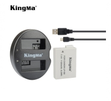 1Pin 1 Sạc Kingma cho pin Canon LP-E8