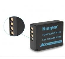 Pin Kingma cho pin Fujiflim NP-W126