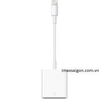 Đầu đọc thẻ SD cho iPhone, iPad