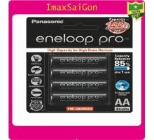 Pin AA Panasonic Eneloop Pro  2550mAh