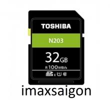 Thẻ nhớ Toshiba SDHC 32GB 100MB/s N203