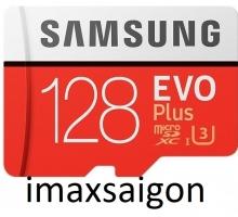 THẺ NHỚ SAMSUNG MICRO SDXC EVO PLUS 128GB (MODEL 2017)