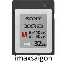 Thẻ nhớ XQD Sony 440/80MB/s Dòng M 32GB