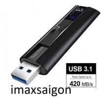 USB 3.1 128GB CZ880 Z46 SANDISK, 420MB/S
