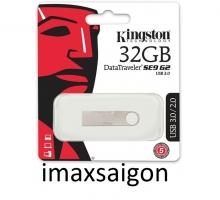 DataTraveler SE9 G2 USB 3.0 32GB, nguyên khối, không nắp
