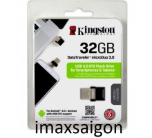 USB OTG KINGSTON MICRODUO 3.0 32GB