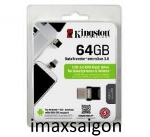 USB OTG KINGSTON MICRODUO 3.0 64GB