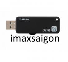 USB 3.0 TOSHIBA YAMABIKO BLACK U365 32GB 150MB/S