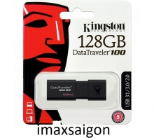 USB 3.0 KINGSTON DATATRAVELER 100 G3 128GB