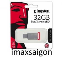 USB 3.1 / 3.0 KINGSTON DATATRAVELER 50 DT50 32GB
