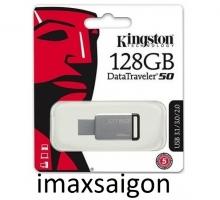 USB 3.1 / 3.0 KINGSTON DATATRAVELER 50 DT50 128GB