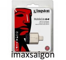 ĐẦU ĐỌC THẺ KINGSTON MOBILE LITE G4 3.0