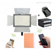 Bộ Đèn YN900 + Pin  + Sạc
