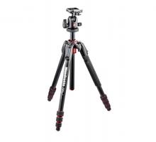 Chân máy ảnh Manfrotto 190 ALU 4-S Kit Ball Head Q2