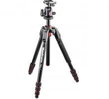 Chân máy ảnh Manfrotto 190 GO! ALU 4-S Kit Ball Head