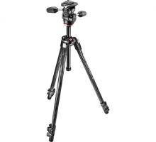 Chân máy ảnh Manfrotto 294 Carbon Fibre 3-S Kit 3W Head