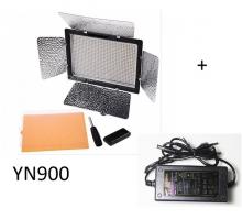 Combo Đèn led Yongnuo YN-900 Pro + ADAPTER