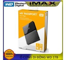 Ổ cứng di động WD My Passport 1TB