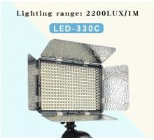 ĐÈN LED VIDEO LIGHT KINGMA LED-330C + ADAPTER CHÍNH HÃNG