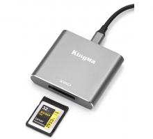 ĐẦU ĐỌC THẺ XQD KINGMA USB 3.1 GEN 1