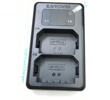 1 Sạc Ravpowe NP-FZ100 máy ảnh Sony  BC018