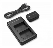 Bộ 1 pin 1 sạc máy ảnh RAVPower Canon LP-E10 RP-BC014