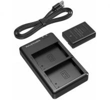 Bộ 1 pin 1 sạc máy ảnh Ravpower cho Nikon EN-EL14