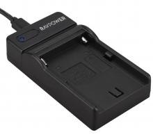 Sạc máy ảnh Ravpower cho Sony NP-F970