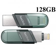 USB OTG 128GB Sandisk iXpand Flip for Iphone Ipad