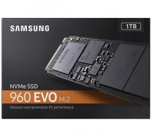 Ổ cứng 1TB SSD Samsung 960 EVO PCIe NVMe M.2 2280