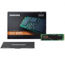 Ổ cứng 500GB SSD Samsung 860 Evo M.2 2280 SATA III