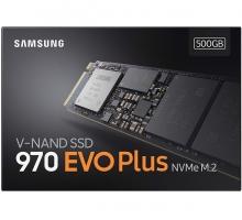 Ổ cứng SSD M2-PCIe 500GB Samsung 970 EVO Plus NVMe 2280