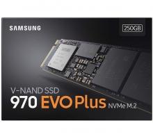 Ổ cứng SSD M2-PCIe 250GB Samsung 970 EVO Plus NVMe 2280