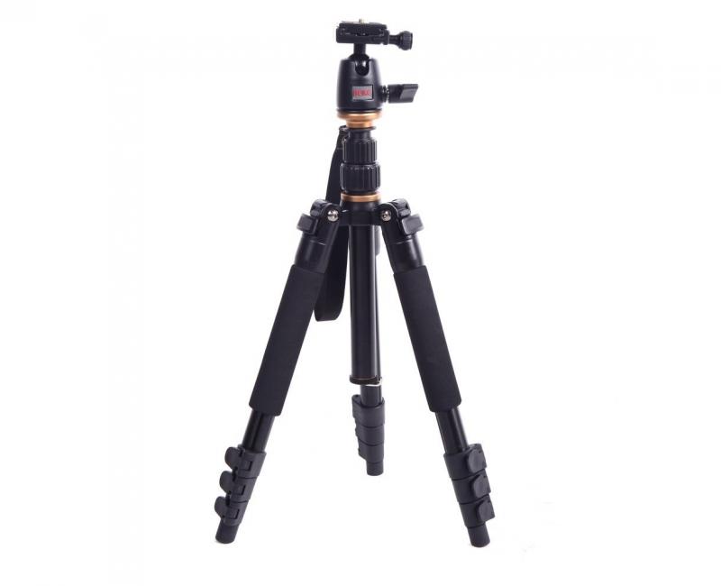 Chân máy ảnh Tripod/ Monopod Beike Q-555 1