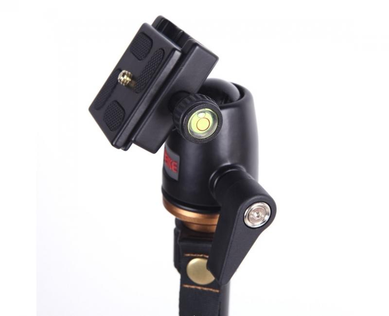 Chân máy ảnh Tripod/ Monopod Beike Q-555 3