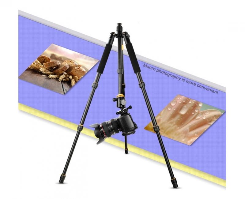 Chân máy ảnh Tripod/ Monopod Beike Q-999S 3