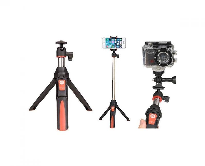 Tripod/Monopod/ Gậy Selfie Benro/Mefoto MK10 1