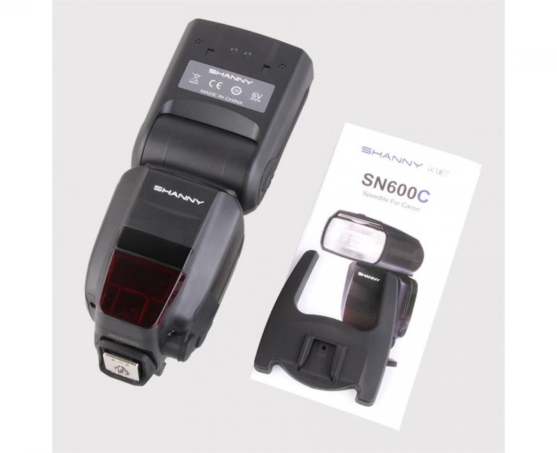 Đèn Flash SHANNY SN600C For Canon 1