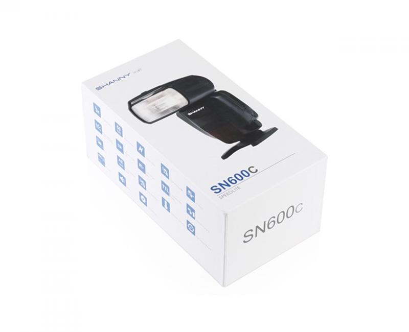 Đèn Flash SHANNY SN600C For Canon 2