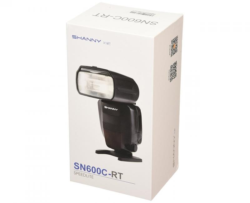 Đèn Flash SHANNY SN600C For Canon 4