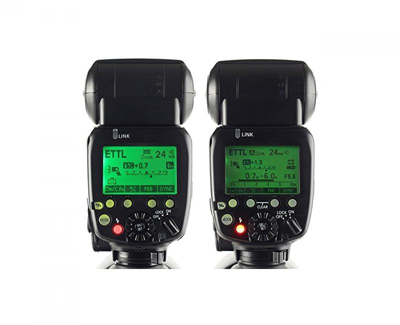 Đèn Flash SHANNY SN600C For Canon 6