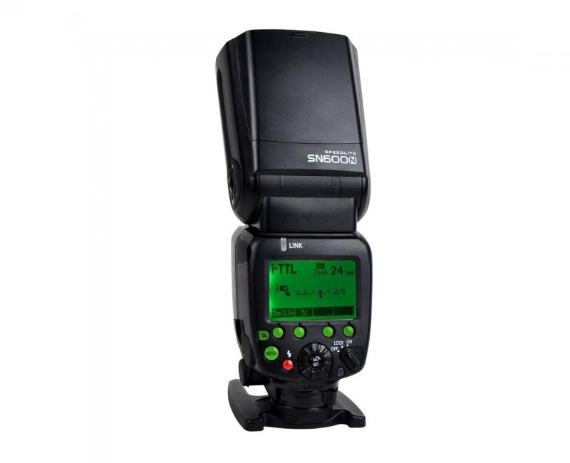 Đèn Flash SHANNY SN600N for Nikon 3