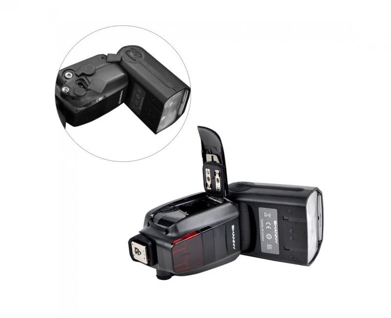 Đèn Flash SHANNY SN600N for Nikon 6
