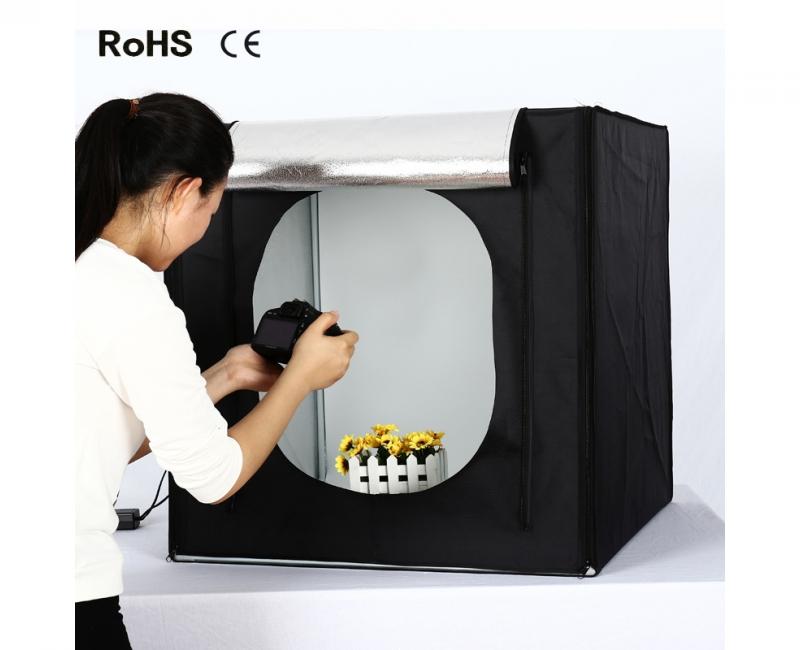 Hộp chụp sản phẩm CiYa CY-60 có đèn LED (60x60cm) 3