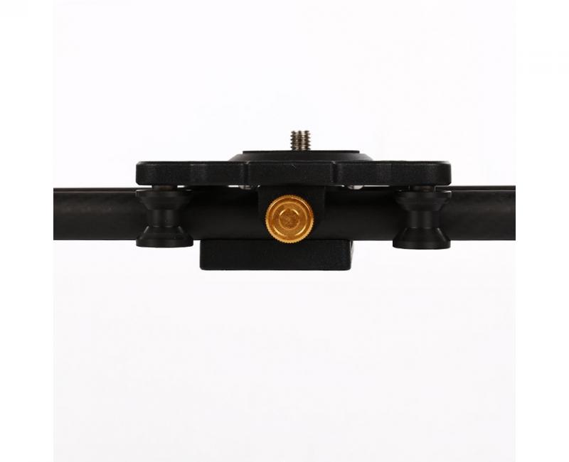 Thanh trượt Slider Coman CM-80, 80cm Carbon 15