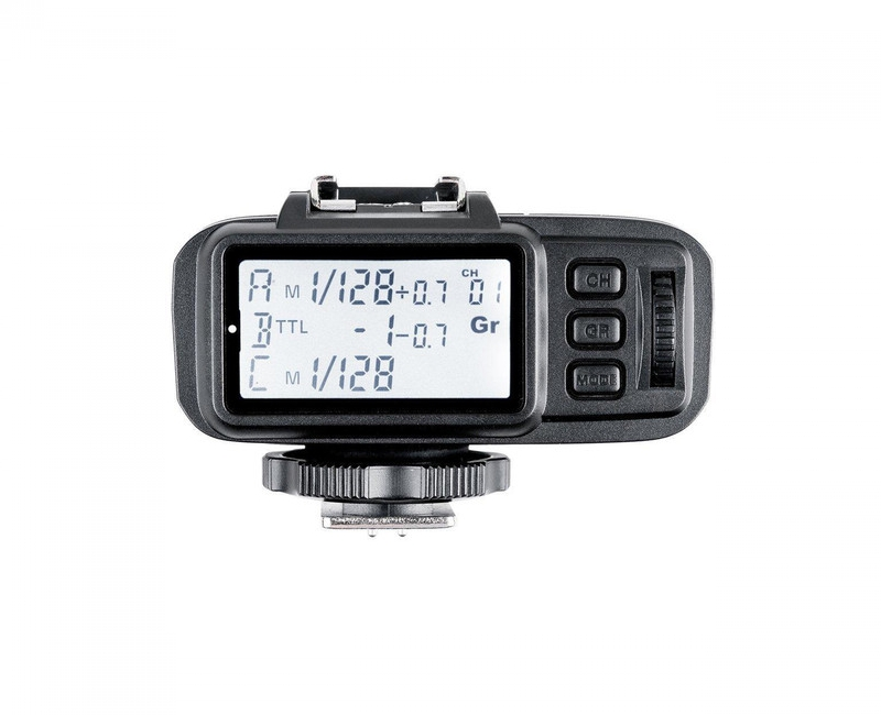 Godox X1T-C TTL Wireless Flash Trigger Kit for Canon(Hàng nhập khẩu) 3
