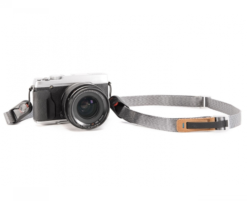 Dây máy ảnh đeo cổ tay Peak Design Cuff Wrist Strap, Màu xám 3
