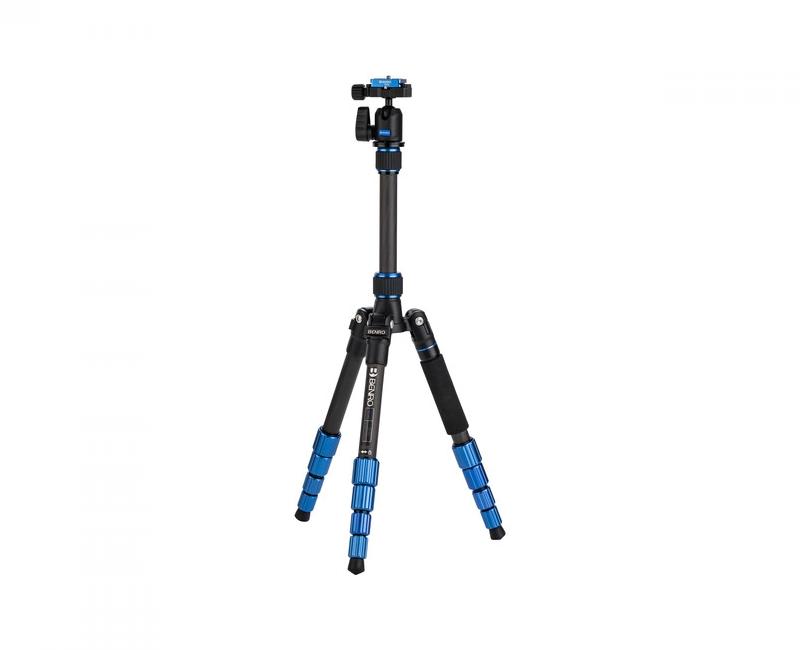 Chân máy ảnh Tripod/ monopod Benro FSL09CN00, Carbon 1